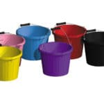 Buckets & Containers