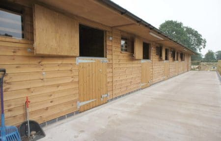 Stable blocks stable design
