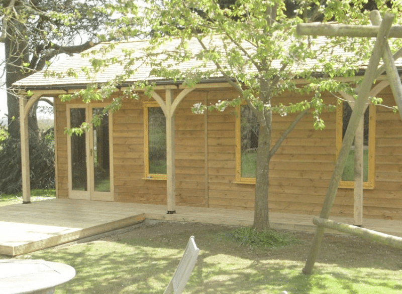 Timber Garden Buildings