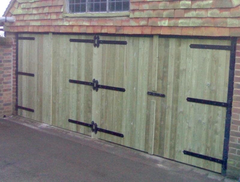 Bespoke Garage Doors Prime Stables