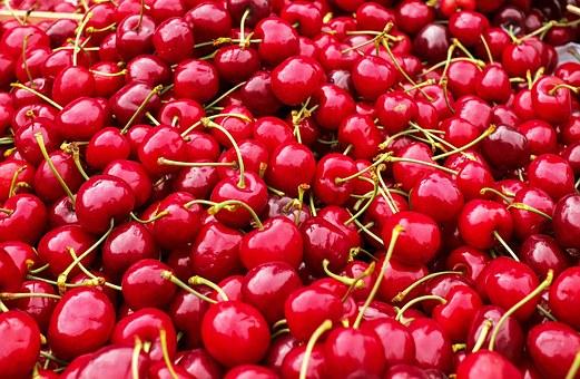 Can horses eat cherries?