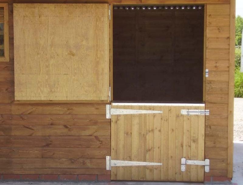 Pony Door & Pony Door - Prime Stables
