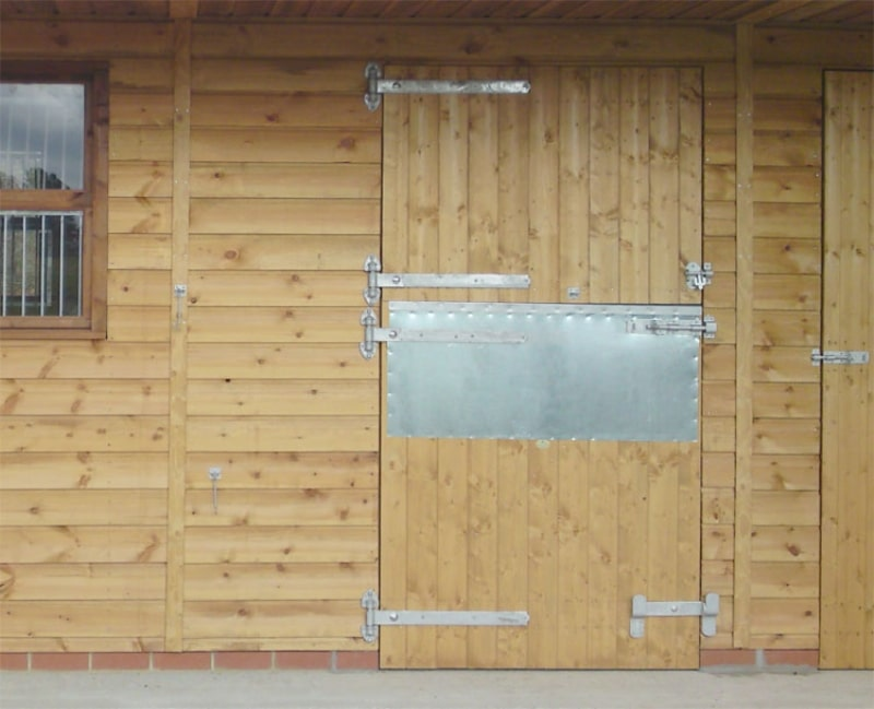 Stable Door Cup Amp Pin Hinges Prime Stables